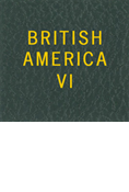 LABEL : BRITISH AMERICA 6