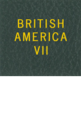 LABEL : BRITISH AMERICA 7