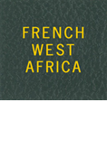 LABEL: FRENCH WEST AFRICA