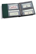Lighthouse Graded Currency Album - Black