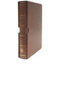 Lighthouse Vario Binder and Slipcase - Brown