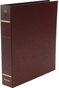 Minkus 3-Ring Binder - Maroon