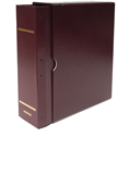 Minkus 2-Post Binder & Slipcase Set