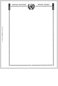 Minkus All-American UN Issues Blank Pages