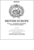 MINKUS BRITISH EUROPE VOL. 2: CHANNEL ISLANDS ALBUM THRU 1996