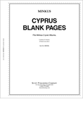 Minkus Cyprus - Blank Pages