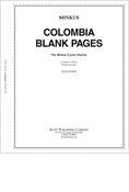 Minkus Colombia - Blank Pages