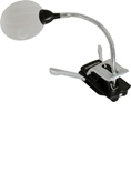 2.5X/5X FLEXARM ILLUMINATED MAGNIFIER