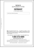 MINKUS: GERMANY 2002 SUPPLEMENT (10 PAGES)