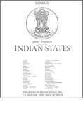 MINKUS: INDIAN STATES ALBUM PAGES (109 PAGES)