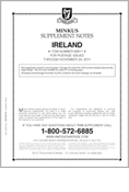 MINKUS: IRELAND 2011 (7 PAGES-3 RING)