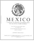 MINKUS: MEXICO ALBUM PAGES THRU 1996 (224 PAGES)