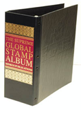 Minkus Supreme Global Binder