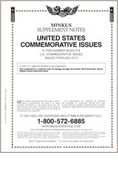 MINKUS: US COMMEMORATIVES 2015 (6 PAGES)