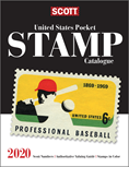 2020 Scott U.S. Stamp Pocket Catalogue