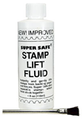 SUPERSAFE STAMP LIFT FLUID (4 OZ BOTTLE)