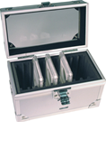 Universal Aluminum 10 Slab Display / Storage Box