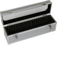 Universal Aluminum 20 Slab Display / Storage Box