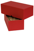 Coin Tube Storage Box - Cent