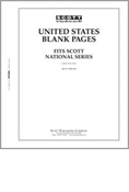 Scott US National Blank Pages