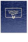 Whitman American Silver Eagles 1986-2012+