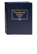 Whitman Presidential Dollars 2007-Date