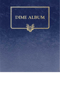 Whitman Dime Blank Album