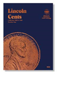 Whitman Lincoln Cents 1909-1940 (Vol. 1 ) Folder