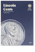 Whitman Lincoln Cents 1975-Date (Vol. 3) Folder