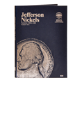 Whitman Jefferson Nickels 1962-1995 (Vol. 2) Folder