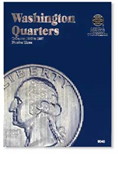 Whitman Washington Quarters 1965-1987 (Vol. 3) Folder