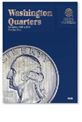 Whitman Washington Quarters 1988-2000 (Vol. 4) Folder