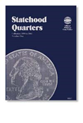 Whitman Statehood Quarters 1999-2001 (Vol. 1) Folder