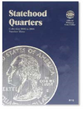 Whitman Statehood Quarters 2006-2008 (Vol. 3) Folder