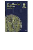 Whitman Presidential Dollar 2012-2016 (Vol. 2) Folder