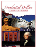 Whitman Presidential Dollar Collector's Folder