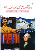 Whitman Presidential Dollar Collector's Portfolio
