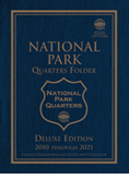 Whitman National Park Quarters 2010-2021 P&D Folder