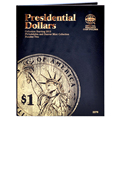 Whitman Presidential Dollar 2012-2016 P&D (Vol. 2) Folder