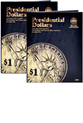 Whitman Presidential Dollar Volume Set 2007-2016 P&D Folder